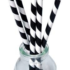 paper-straw--black-and-white-swirl--15-qty