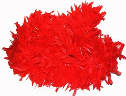 feather-boa--red