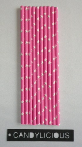 paper-straw--pink-with-white-stars--10pack