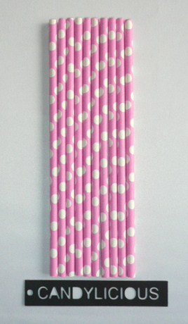 paper-straw--pink-with-white-polka-dots--10pack
