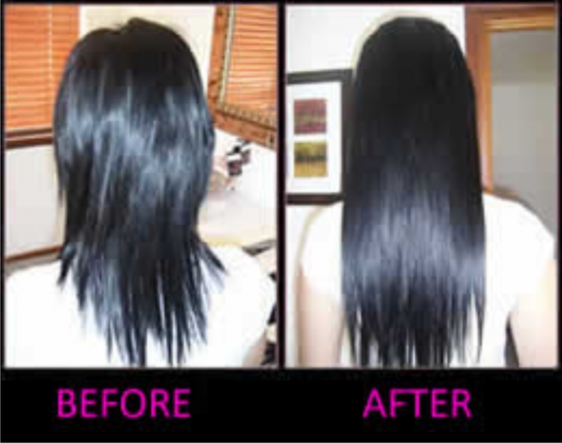 Glamorous Hair Lengths - 100% Asian Hair Extensions in many popular sizes and colours at Hands on Hair and Beauty Studio