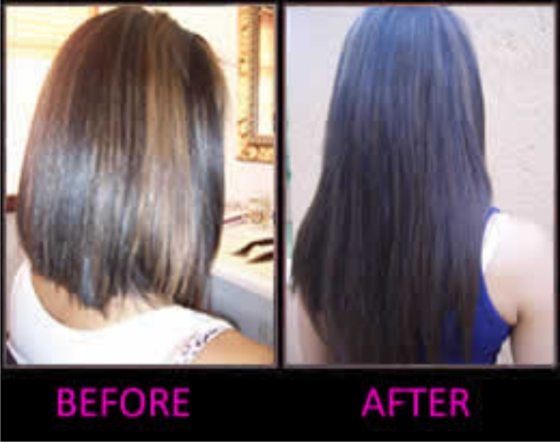 100% Asian Hair Extensions. All sizes, highlights, lowlights and funky colours at Hands on Hair and Beauty Studio