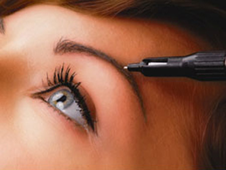 Permanent Makeup, Eyebrow Tinting  - HANDS ON HAIR And BEAUTY SALON. Fourways Gardens, Fourways Sandton, Bryanston