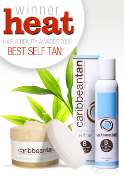 Caribbean Tan - Professional Sunless Tanning - HANDS ON HAIR And BEAUTY SALON. Fourways Gardens, Fourways Sandton, Bryanston