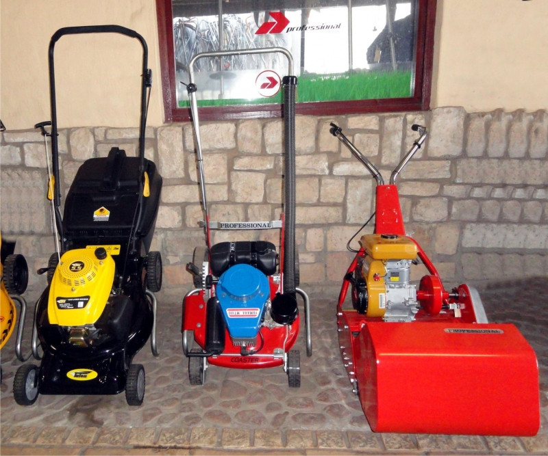 Lawnmower sales & repairs Ride-on Lawnmowers, Weed eaters, Brush cutters, Petrol Lawnmowers, Electric Lawnmowers, Lawnmower shop Rustic Timbers Fourways Sandton Johannesburg