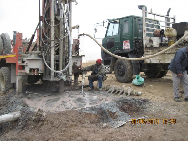 drilling-of-boreholes-