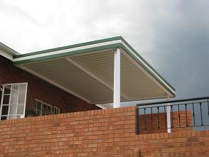 Fixed Awnings Are Ideal For Covering A Patio Entertaining Guests Enjoy The Out Doors While It Is Raining