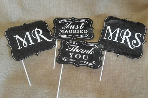 mr--mrs--just-married--thank-you--photo-props--4-piece-set-