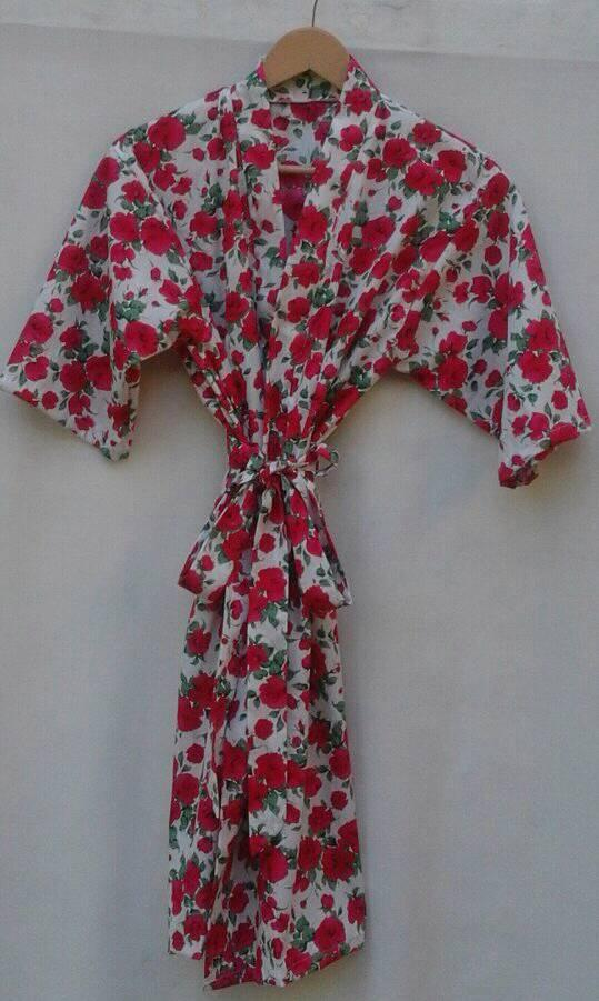 floral-robe--cotton-red-green-white-flowers-001