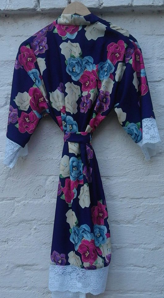 floral-&amp-lace---robe-italian-linen