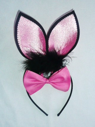 playboy-bunny-ears-&amp-bowtie--baby-pink-&amp-black-