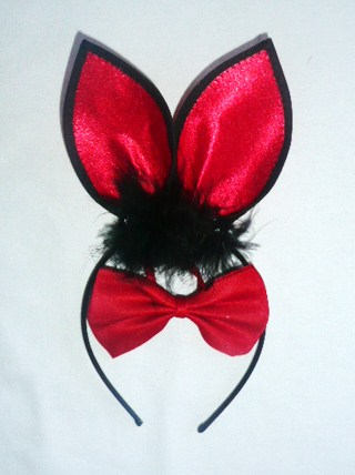 playboy-bunny-ears-&amp-bowtie--red-&amp-black-