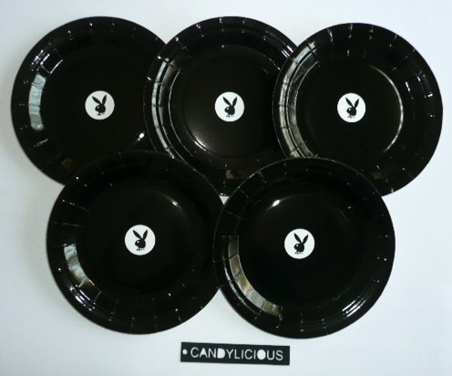 playboy-paper-plates--black--5-pack-