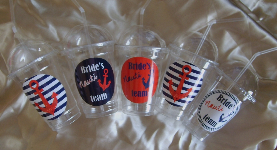 nautical-drinking-cups-&amp-straw-set--5-cups--straws