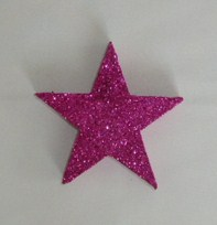 star--polystyrene-decor--pink-