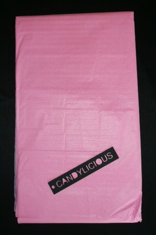 tablecloth--plastic--pink-