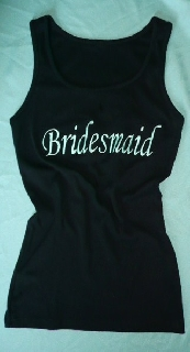 &#039bridesmaid&quot-tank