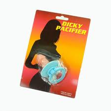 """dicky-pacifier"""