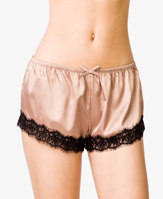 boxer-shorts--ladies-satin-lace--cotton-boxers