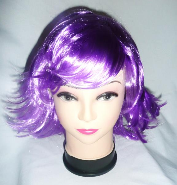 hair-wig--purple