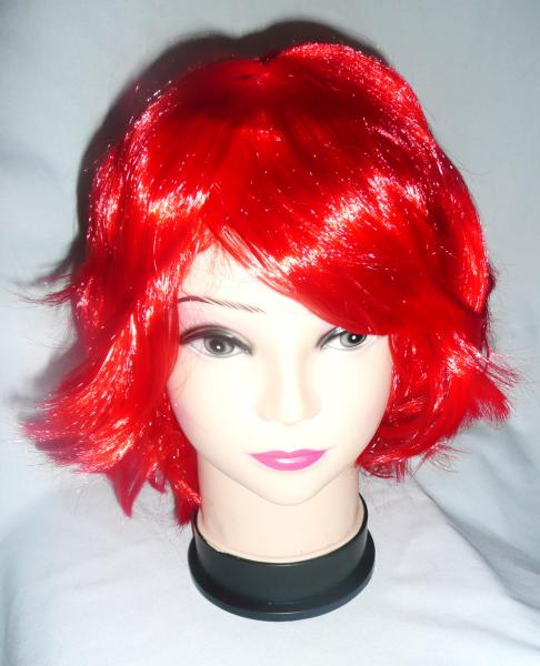 hair-wig--red
