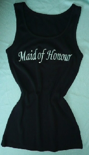 """maid-of-honour""-tank-"