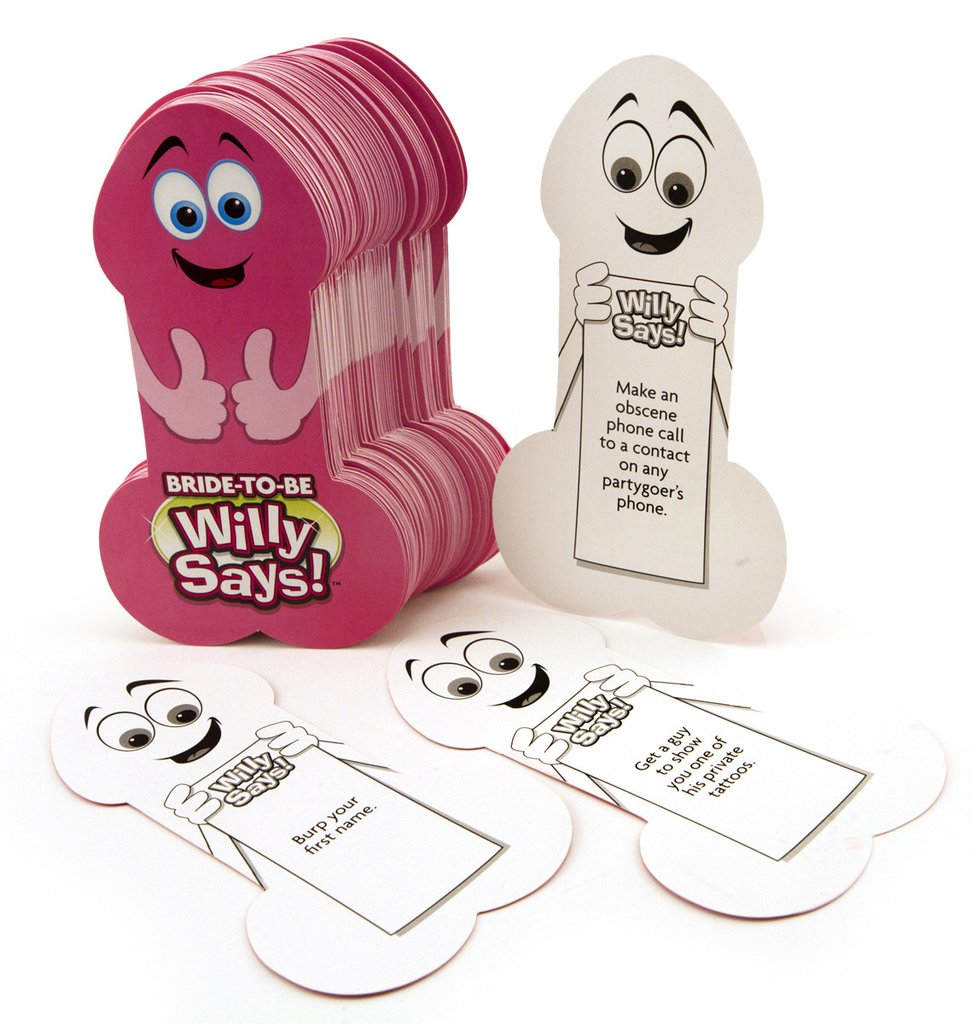 """willy-says""--bachelorette-party-game-cards"