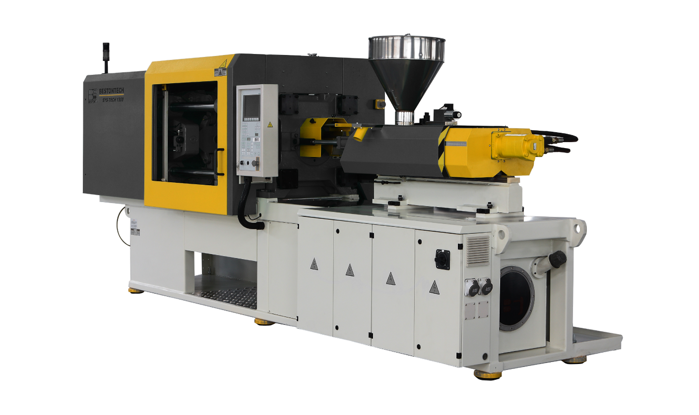 A cost effective injection moulding machine for a wide variety of plastic product manufacturing businesses, the Beston SYS Series is made with European components.