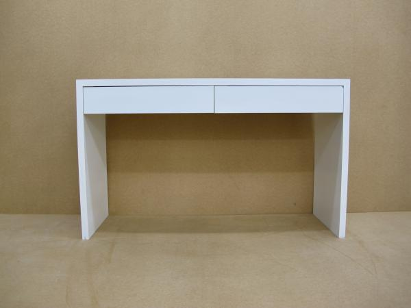 sprayed-u-shape-server-with-two-drawers