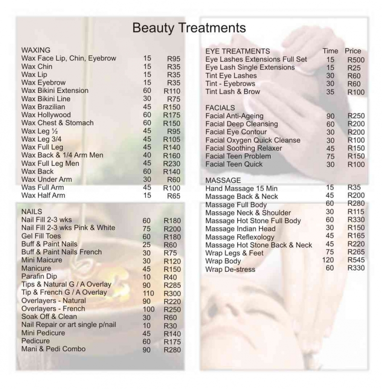 Hands On Hair And Beauty Salon Browse Findthem